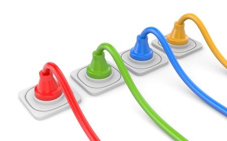 N-PLC color